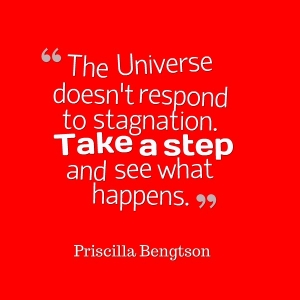 Stagnation - take a step